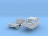 Renault 5 Accident (TT 1:120) 3d printed