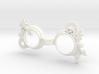 Steam punk Goggles:  YOSD 1/6 doll size 3d printed