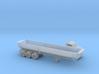 Cylinder Dump Bed 40 Footer N Scale 3d printed Cylinder Dump Trailer N scale