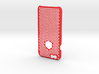 iPhone 6 case_ Hexagons 3d printed