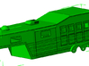 1/50th Bloomer type 28' Horse Trailer 3d printed