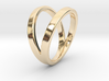 Split Ring Size US 8 3d printed