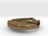 Trumpet emblem 3d printed