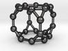 0376 Truncated Cube V&E (a=1cm) #003 3d printed