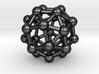 0388 Snub Cube V&E (a=1cm) #003 3d printed