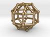 0389 Small Rhombicuboctahedron V&E (a=1cm) #002 3d printed