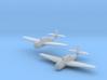 Grumman TBF/TBM 'Avenger' 1/200 x2 3d printed