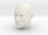 1/6 scale Highly detailed head figure Tete visage  3d printed