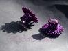 Plugs The Chrysanthemum / gauge / size 3/8 (10mm) 3d printed