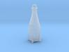Nuka Cola Bottle Keychain 3d printed