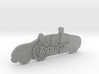 TopGear Crew Silhouette  3d printed