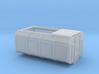 1:120  Kadaveraufbau für IFA Lkw W50  3d printed
