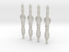 """12th Doctor's New Sonic Screwdriver for 5"""" Figures 3d printed"""