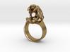 Sabretooth Ring 3d printed