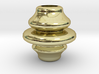 3.58inch Rounded Finial 3d printed
