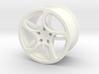 Wheel Lamborghini 3d printed
