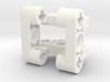 Wormgear Case 3x3x3 3d printed
