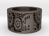 Gears Ring Size 8 3d printed