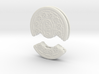 Flash Memory Stick Oreo Cookie Case 3d printed