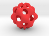 Oscillating spherical surface 3d printed