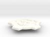 Wrecker Button - Single 3d printed