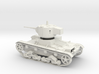 VBS Soviet light tank T26 1933 1:48 28mm wargames 3d printed