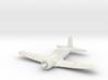 Vultee P-66 Vanguard 1/200 3d printed