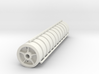 1/16 M4 Sherman pressed spoked wheels (x12) 3d printed