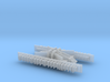 1/2256 Star Destroyer Conning Tower 3d printed