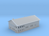Fire Station Z Scale 3d printed Fire Station Z scale