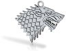 Stark Pendant: 2 sizes available 3d printed