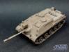 1/72 KanonenJagdPanzer 90mm 3d printed