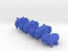 Rhinoceros Beans 3d printed