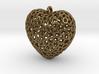 Heart Pendant #1 3d printed