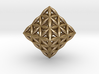 Flower Of Life Octahedron 3d printed