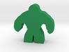 Game Piece, Brute Hero Meeple 3d printed