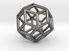 0303 Rhombic Triacontahedron E (a=1cm) #001 3d printed
