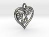 HEART $ 3d printed