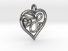 HEART & 3d printed