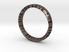 Live The Life You Love - Mobius Ring V2 3d printed