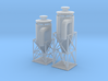 Cylinder Dust Filters Zscale 3d printed two dust filter z scale