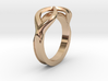 A Nice Simple Ring 3d printed