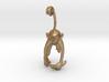3D-Monkeys 147 3d printed