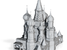 St. Basil's Cathedral, Moskow 3d printed