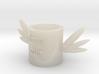 104102321天使杯子 3d printed