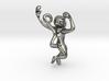 3D-Monkeys 182 3d printed