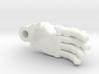 PRHI Solid Arm - Open Hand (Left) 3d printed