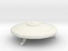 Saucer-1 (5 inch diameter) 3d printed