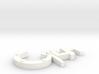'Cyun'  Charm 3d printed
