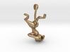 3D-Monkeys 348 3d printed